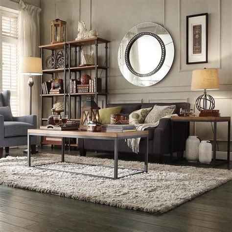 Best 25  Industrial coffee table sets ideas on Pinterest   Alcohol bar, Wedding food tables and
