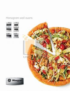 Download Free Pdf For Ge Monogram Zet1plss Oven Manual