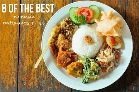 jakarta cuisine 8 best restaurants in bali bali kura kura guide