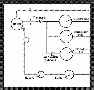 refrigerator wiring diagram defrost timer terminal With wiring diagram for defrost timer wiring get free image about wiring