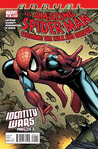 The Amazing Spider-Man Annual #38 - Identity Wars, Part 1 ...