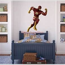 Choose Size  Decal The Flash Removable Wall Sticker Home