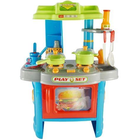 cuisine dinette cuisini 232 re en plastique pour enfants jeux jouet moderne 0101010 achat vente