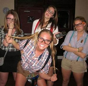 """High School Stereotypes"" theme 
