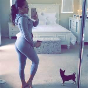 Becky G Becky G Booty Butt Mirror