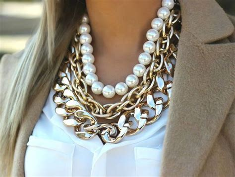 wear statement necklaces   board  poetry