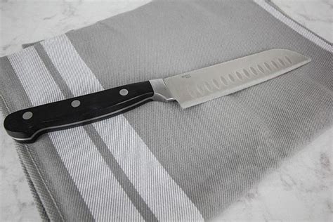 properly clean  sharpen kitchen knives  creek  house