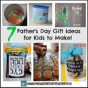 Teach Easy Resources: Father's Day Gift Ideas that Kids ...
