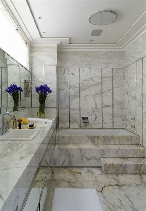 marbel bathroom 30 marble bathroom design ideas styling up your private daily rituals freshome com