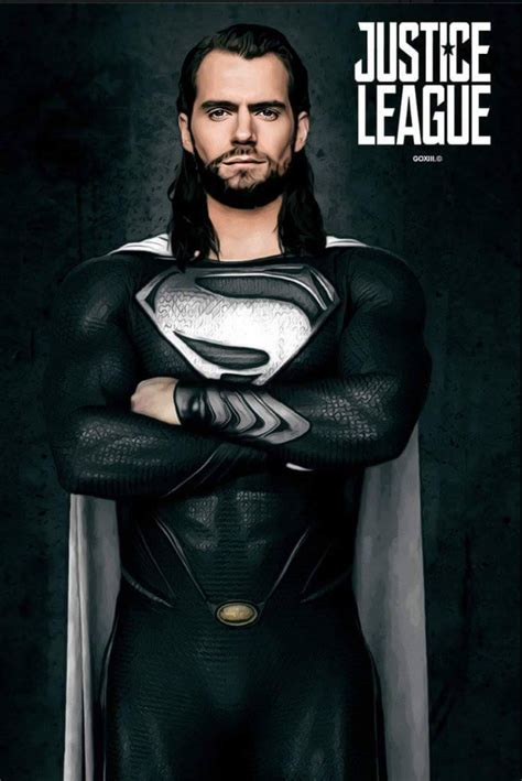 Henry Cavill Superman Wallpaper Is This The Superman We 39 Ll See In 39 Justice League 39 Movie Geekfeed