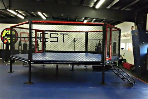 Pro MMA Cages   Thunder Cages