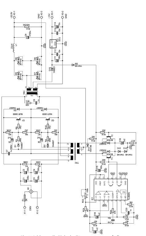Class Amplifier Smps Electronics