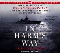 in harms way the sinking of the uss indianapolis and the