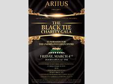 Ariius Nightclub Black Tie Gala Unemployed Help Centre