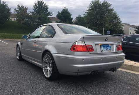 2005 Bmw M3 Coupe 6-speed Competition Package For Sale On