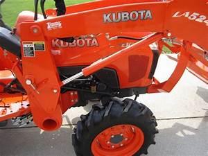 2011 Kubota L3800 4wd Loader 38hp