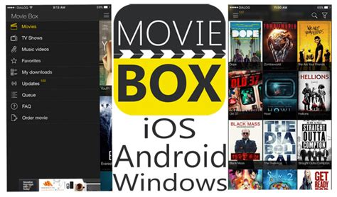 moviebox app for android box ios android windows