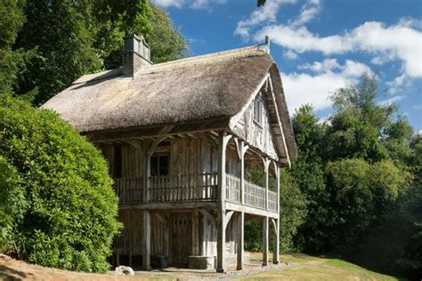 Swiss Cottage by At Swiss Cottage Endsleigh Near Tavistock