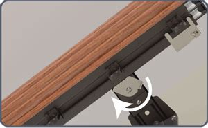 How To Hang Drapes On Traverse Rod by How To Hang A Decorative Traverse Curtain Rod