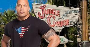 The Rock Will Captain Disney's Jungle Cruise Movie - MovieWeb