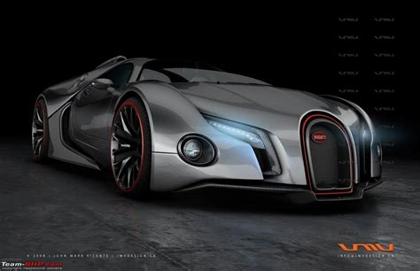 All-new Bugatti Veyron Lurking Just Around The Corner