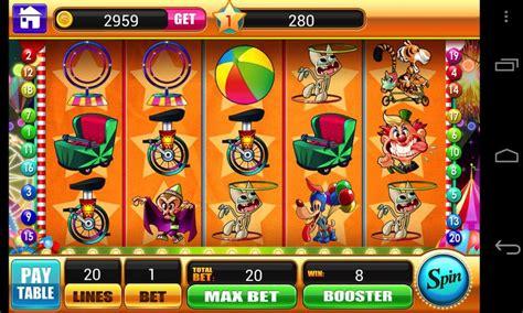 Free Circus Slots  Slot Machines Cell Phone Game