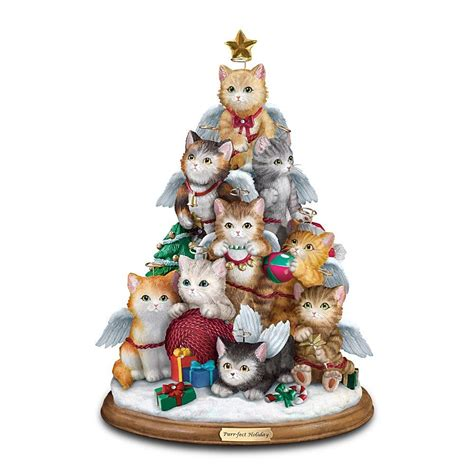 kitten ornaments for christmas jewelry catjewelry cat