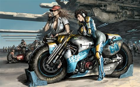 Animated Bikes Wallpapers - animated bike with wallpaper desktop 572892