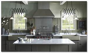 kitchen colors for 2014 house painting tips exterior With kitchen colors with white cabinets with iron workers stickers