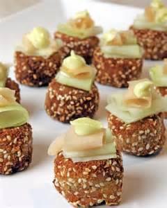 mini asian crab cakes recipe martha stewart