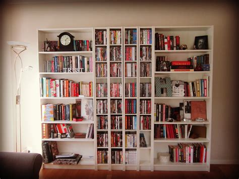 Bookshelves : Bookcase Breakdown