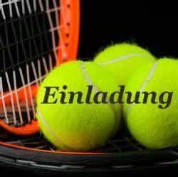 Casa Nova Wiesbaden : tennisb lle einladung btc gr n weiss ~ Eleganceandgraceweddings.com Haus und Dekorationen