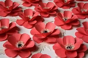 Fleur De Papier : fleurs en papier google search parties pinterest ~ Farleysfitness.com Idées de Décoration