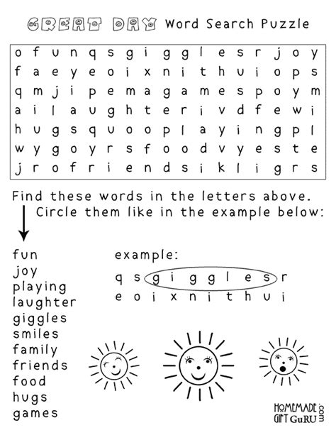 free printable word searches for kids printable word search for 21889 | printable word search for kids