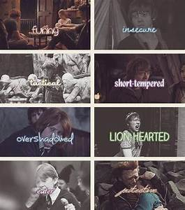 The Qualities of Ron :) I don't agree with this one as ...