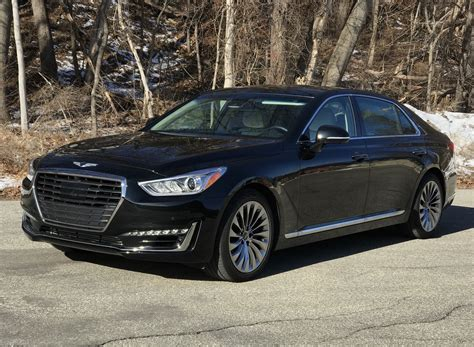 2017 Genesis G90 by Review 2017 Genesis G90 An Impressive Luxury Debut