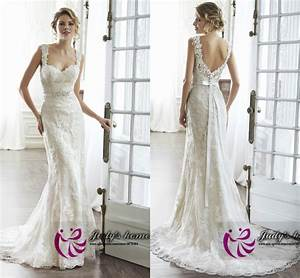 amazing sweetheart neck lace appliqued mermaid lace With lace wedding dress patterns