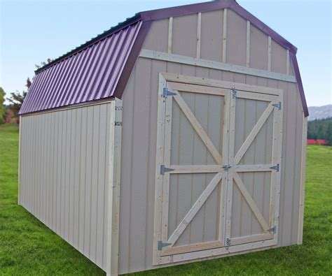 10x12 Shed Kit Menards by Wood Shed Kits In Splendiferous Handy Home S X Wood