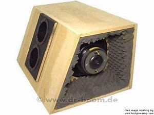 Bandpass box like this how it sounds ? - Car Audio ...