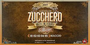 Black Cat World Tour Italy 2017 | Zucchero Sugar ...