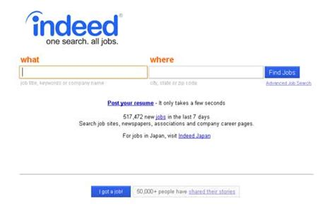 Indeed Resume Search Singapore by Top 20 Most Popular Search Websites