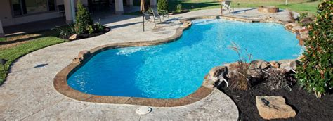 In Ground Pools Houston Tx  Cost  Premier Pools And Spas
