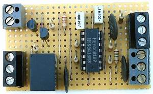 Keypad Controlled Switch No2 Circuit Diagram And Instructions