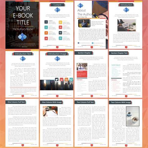 Ebook Template Adibfh Flexbook Premium Ebook Templates