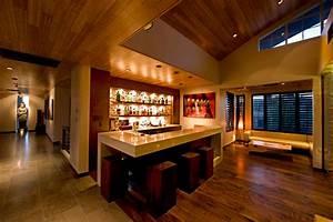 Barras de bar en casa - Canexel
