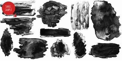 Watercolor Photoshop Brushes Vol Textures Specimen Designer