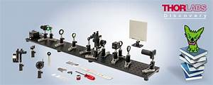 Fourier Optics Educational Kit