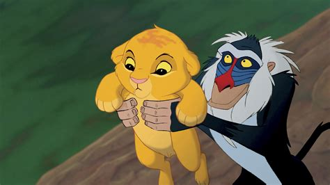 Star Wars Hd Pictures Simba And Rafiki In The Quot The Lion King Quot Wallpapers13 Com
