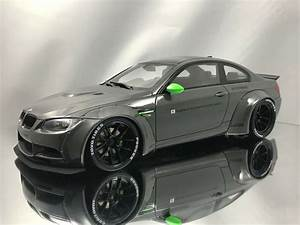 Bmw E92 M3 : gt spirit bmw m3 e92 lb performance works liberty walk grey resin model 1 18 9580010302178 ebay ~ Carolinahurricanesstore.com Idées de Décoration