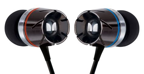 review monster turbine  ear speakers geekcom
